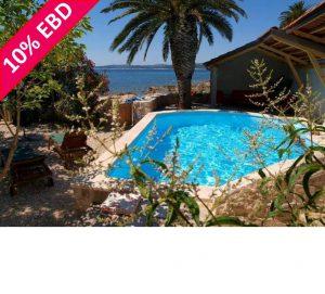 4 Bedroom Seaside Villa with Pool in Orebic