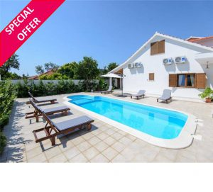 Charming 3 Bedroom Villa with Pool in Orebic