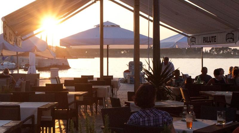 Restaurant Palute - Supetar - Brac Island
