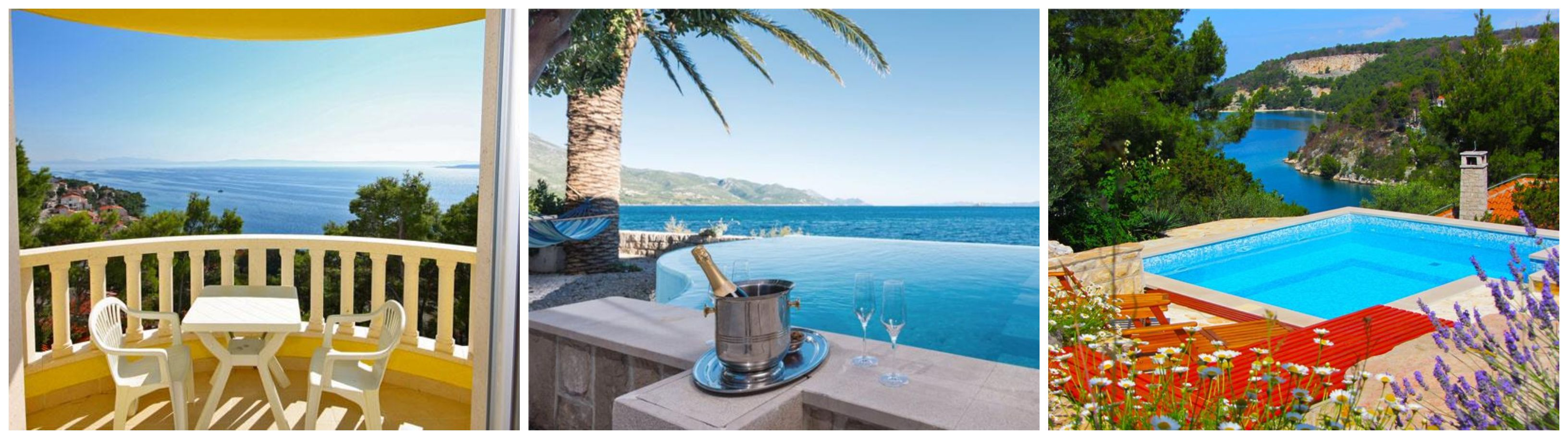 Romantic Villas for Couples