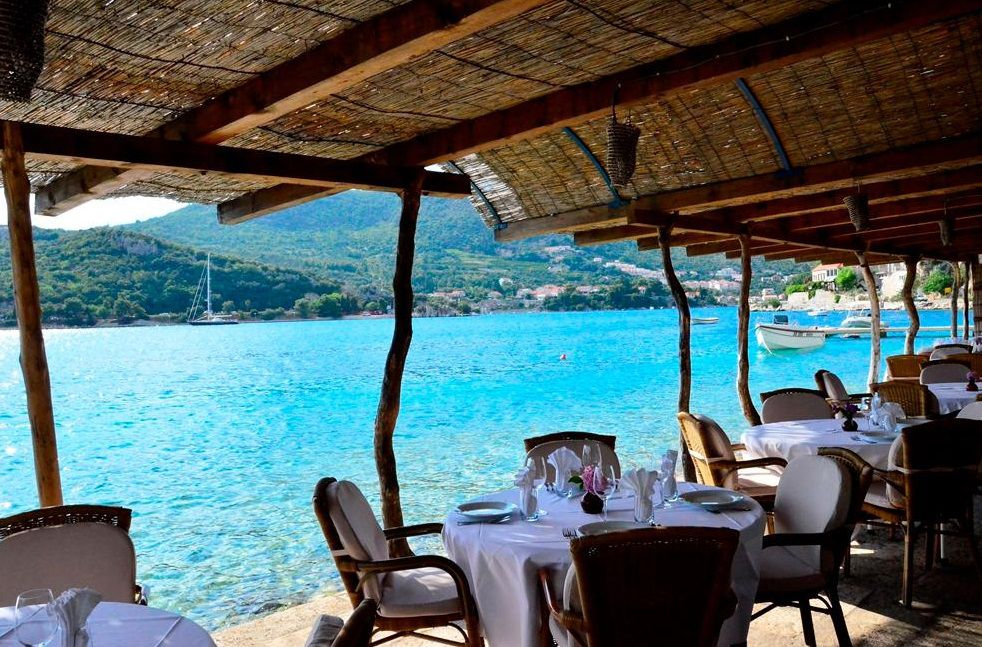 SEAFOOD AND SWIM AT GVEROVIC ORSAN - 10 things to do in Dubrovnik area - Croatian Villas