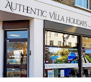 Contact Us to arrange a holiday consultation at our North London Shop