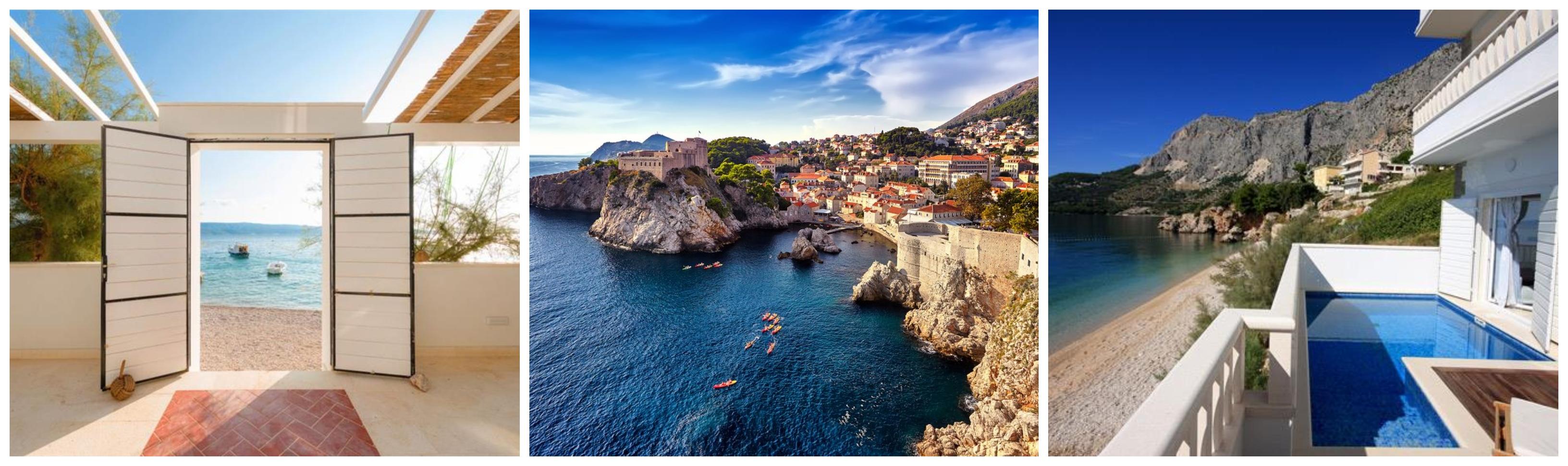 Villas in Southern Dalmatia