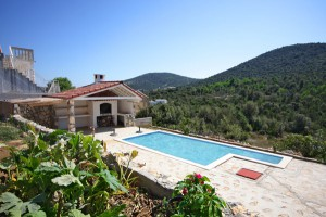 Featured Property: Villa near Trogir sleeps 4