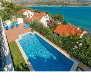 Large Villa on Ciovo Island, sleeps 10