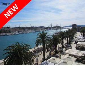 NEW: 1 and 2 bed apartments in Trogir