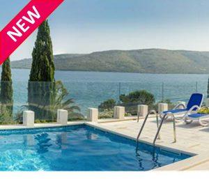 9 Bedroom Villa on the Trogir Riviera, sleeps 16