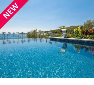 New! Luxury sea side villa in Split region. Sleeps up to 10