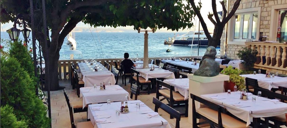 Taverna Riva - Bol - Brac Island