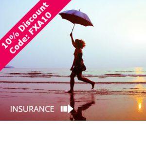 10% off your Travel Insurance. Code: FXA10