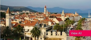1 and 2 bedroom apartments in Trogir City centre - Croatian Villas
