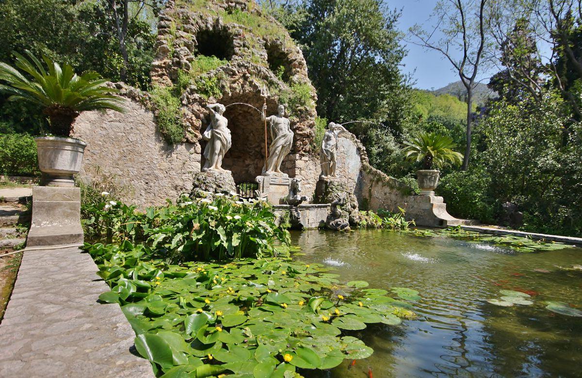 Trsteno Arboretum - 10 things to do in Dubrovnik area - Croatian Villas