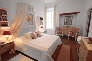 Luxury Double Bedroom in villa on Vis island, Croatia