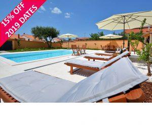 NEW 4 Bedroom Villa with Pool in Zadar!