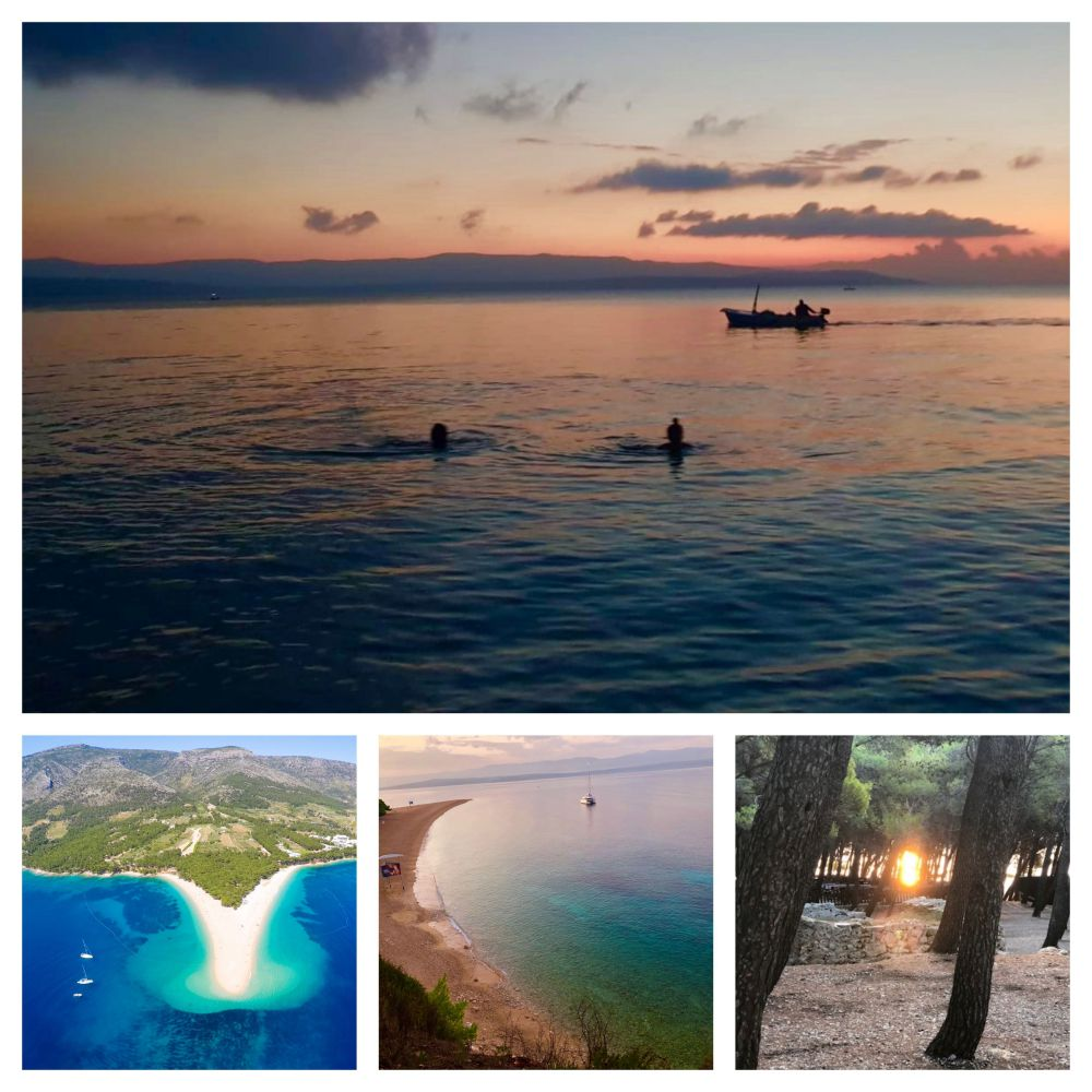 Zlatni Rat Beach - Brac Island