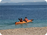 croatia watersport kayaking scuba diving