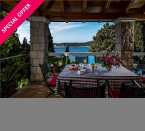 6 Bed Villa with Pool and Sea Views in Dubrovnik
