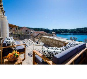 NEW! Cavtat Villa with Plunge Pool, Sleeps 10