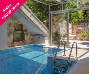 Small Group Offer at this Hvar Town Luxury Villa in October 2017