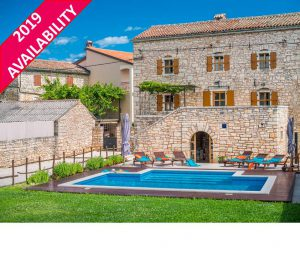 Istrian Country Villa with Pool, Sleeps 12-14