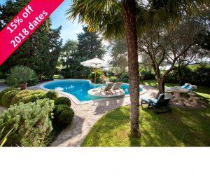 4 Bedroom Luxury Seaside Villa with Pool