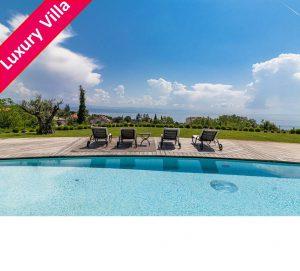 Luxury 4 Bedroom Villa with Pool in Lovran
