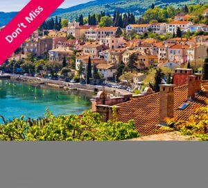 10 Reasons to visit Croatia's Kvarner region