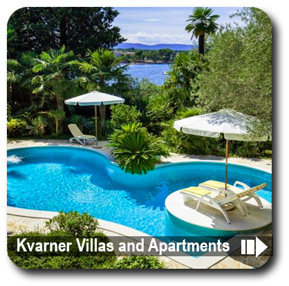 Kvarner Villas and Apartments