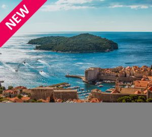 The Magical Island of Lokrum, near Dubrovnik