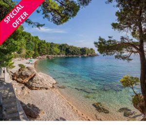 Villa near Orebic on the beach – sleeps 10