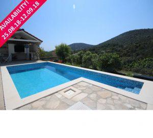 3 Bedroom Villa nr Trogir – 30% off 2018 dates!