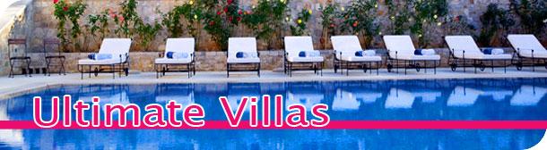 luxury croatia villas
