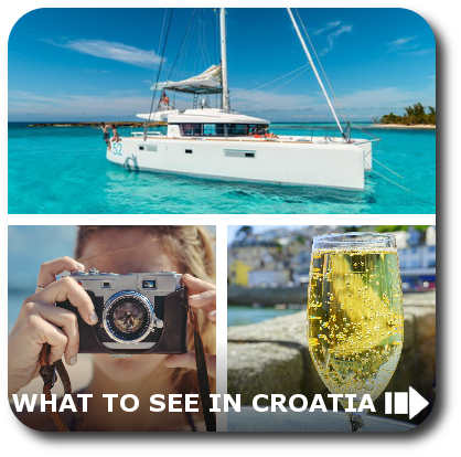 WHAT TO SEE IN CROATIA