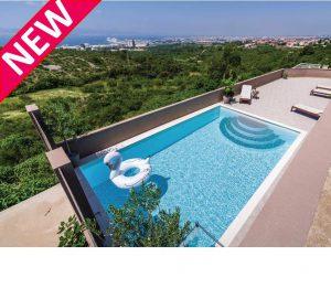 3 Bedroom Villa with Pool & Sea Views, Zadar